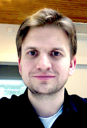 Postdoctoral Researcher David  Karpuk